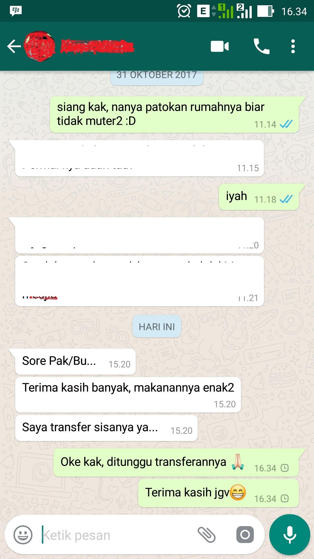 Testimoni-Vivin Bekasi Timur