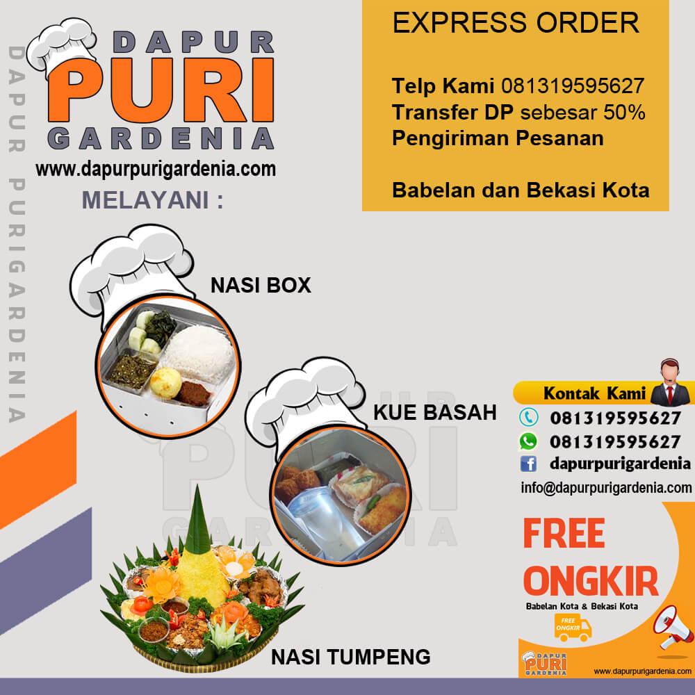 Brosur Catering 081319595627 Catering Bekasi Jakarta