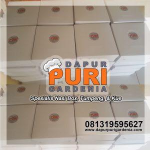 Pesan Nasi Kotak Jakarta Timur
