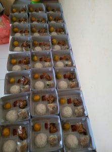 Nasi Kotak Ayam Bakar