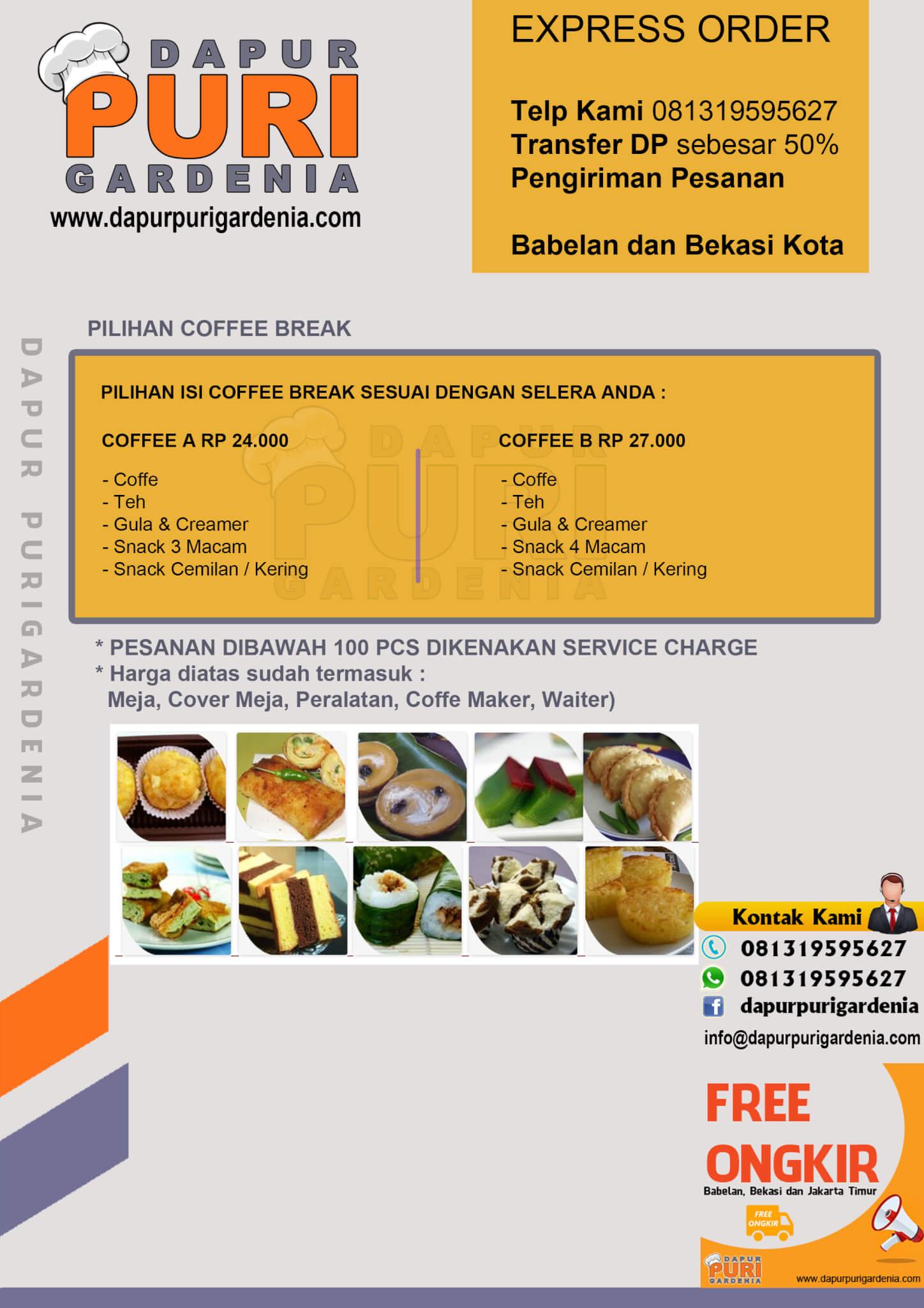 Coffee Break Bekasi