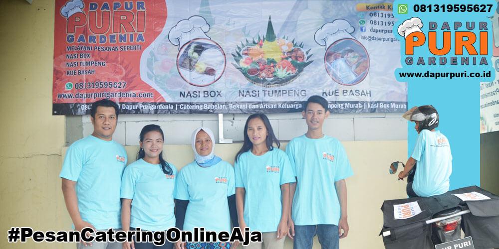 Team Catering Bekasi