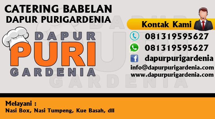 ID Card dapur purigardenia
