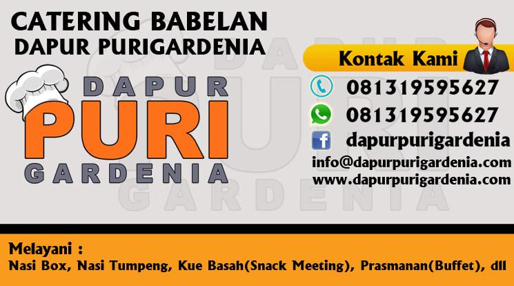 ID Card Catering Bekasi