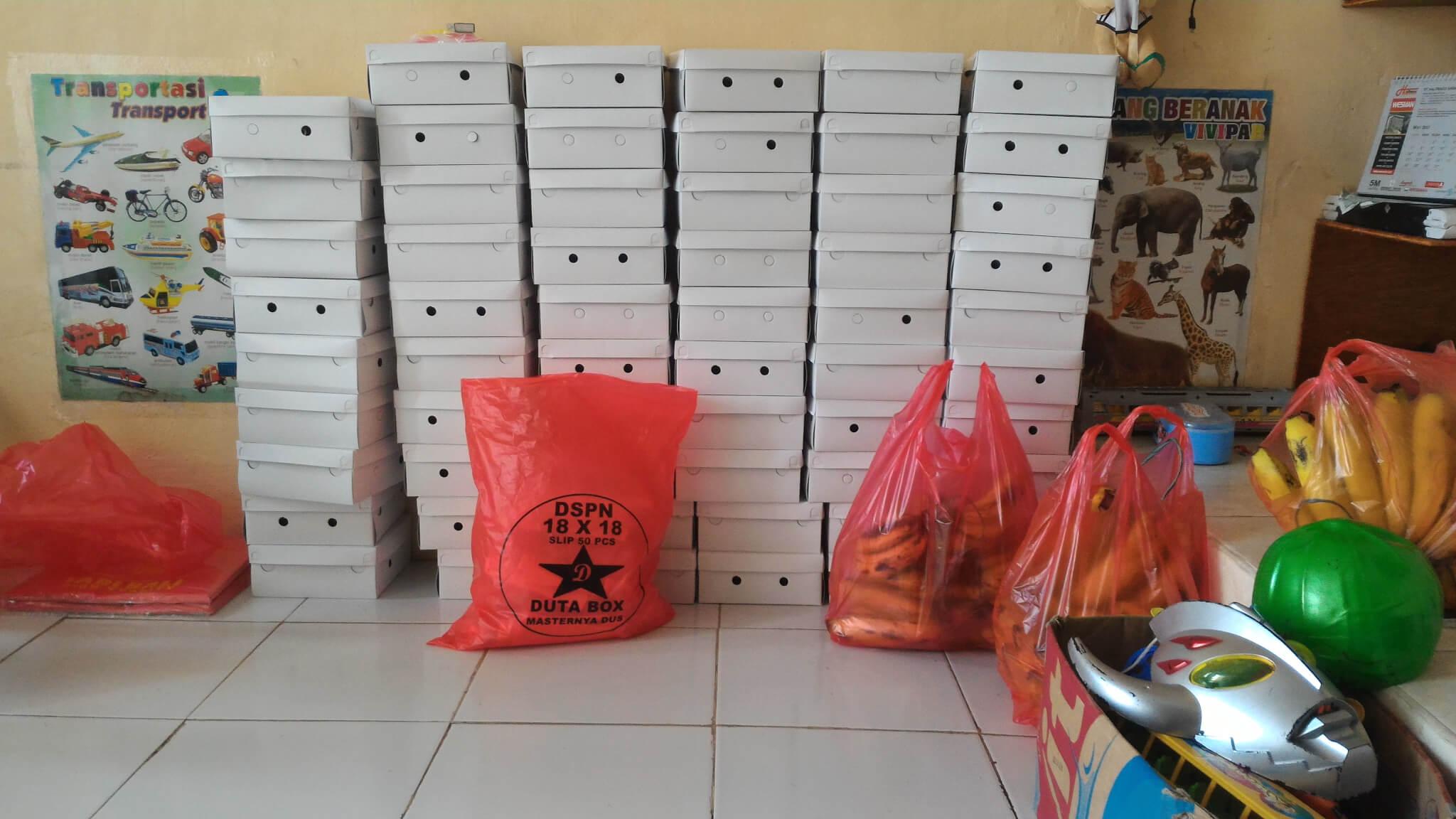 Nasi Kotak (box)
