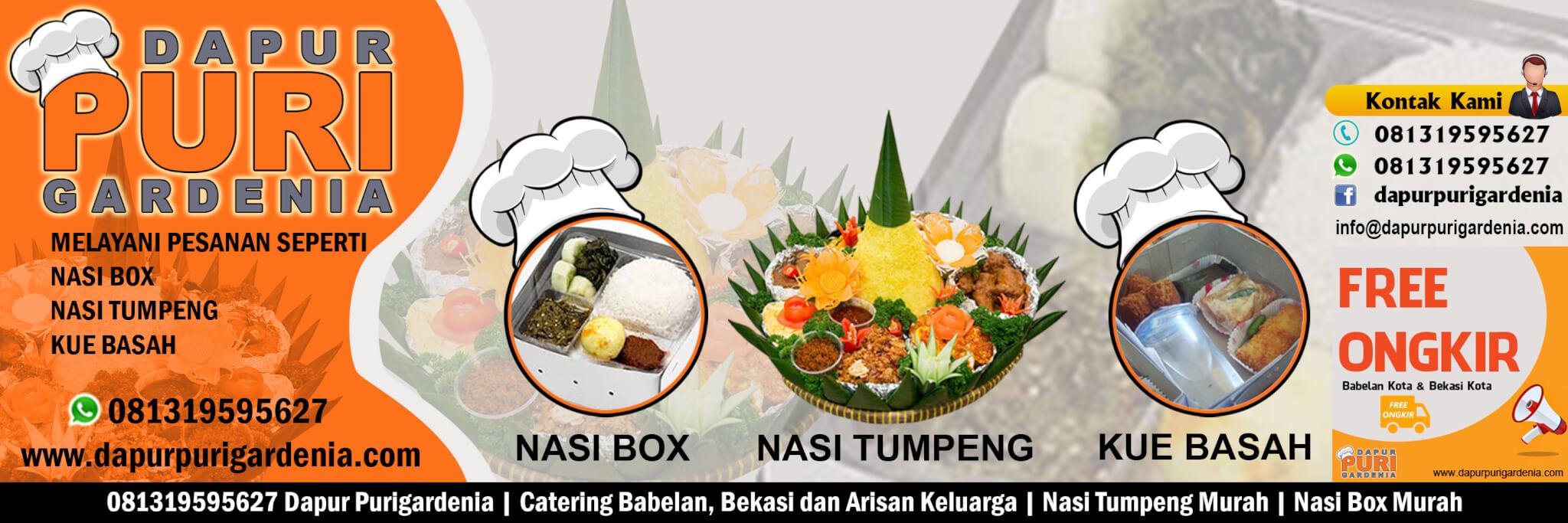 Spanduk Catering Bekasi