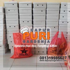 Pesan Nasi Box Bekasi