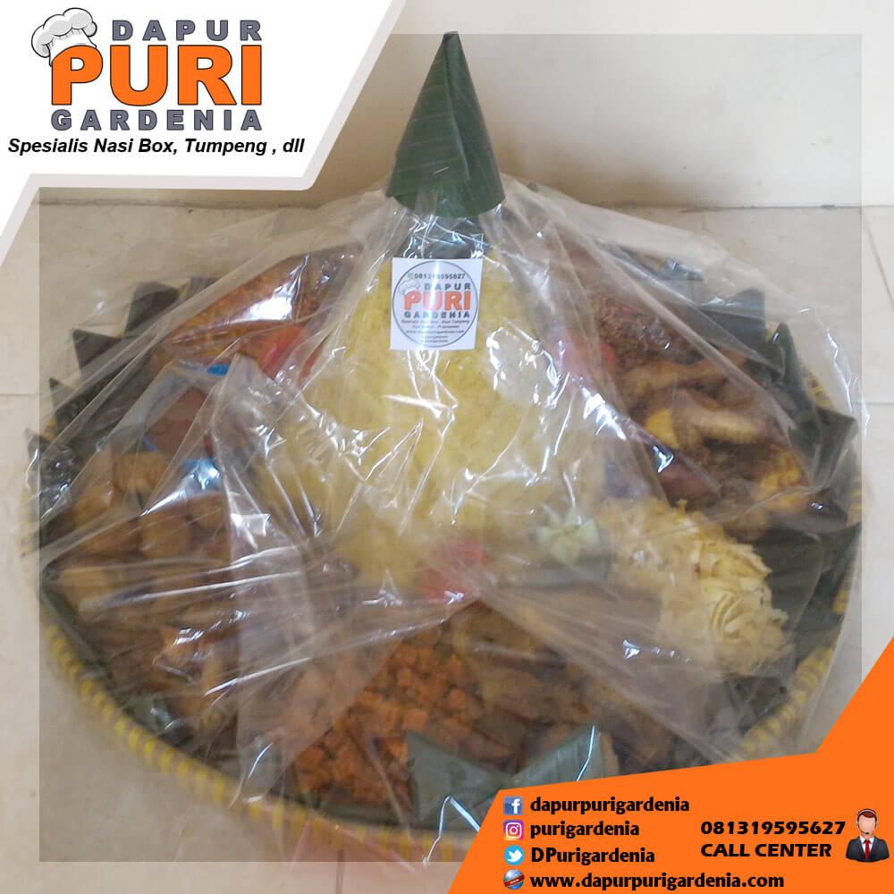 Gambar Nasi Tumpeng