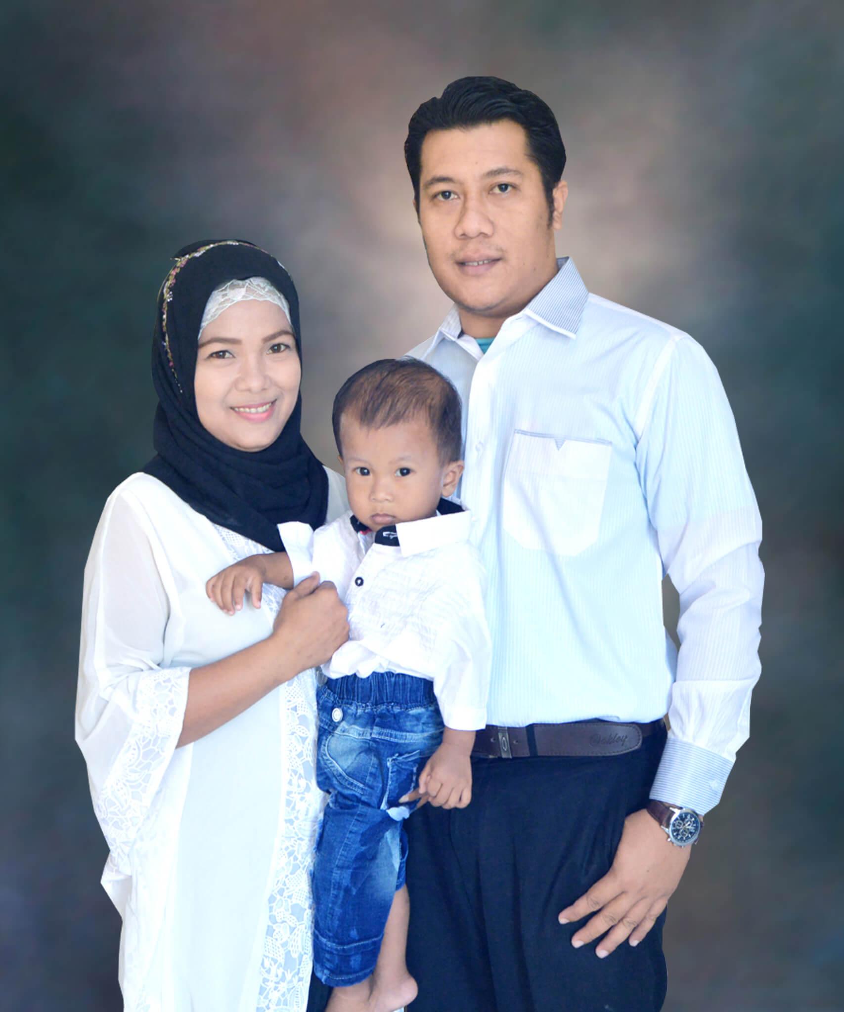 10R Keluarga Edi Santoso
