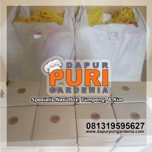 Nasi Kotak Jakarta Timur