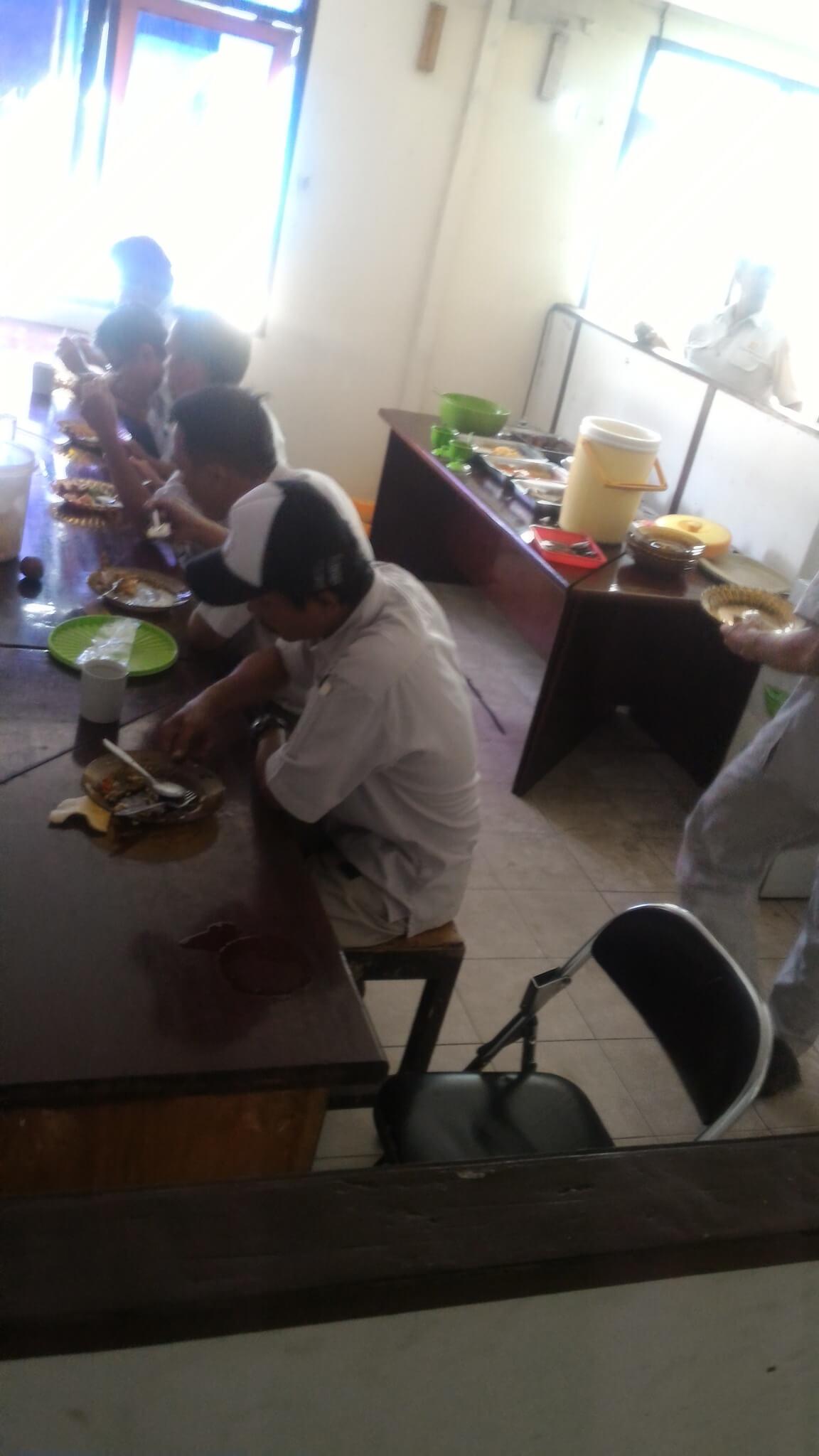 Catering Pabrik PT PMI Cakung