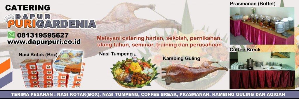 tentang catering dapur purigardenia