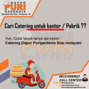 Catering Pabrik Bekasi
