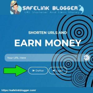 Daftar Safelink Blogger
