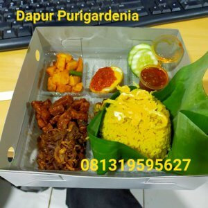 Delivery Nasi Box Online
