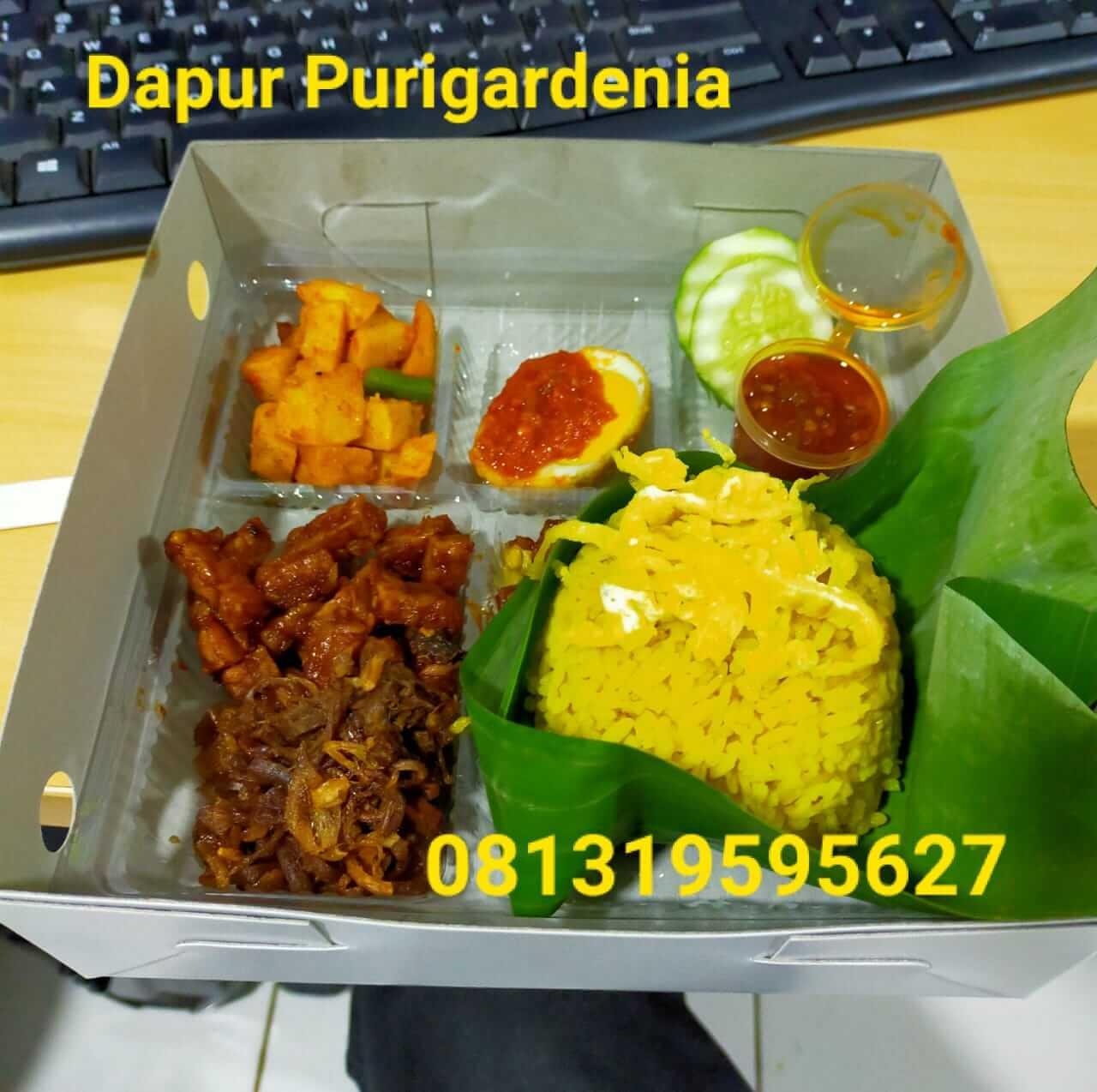 Delivery Nasi Box Online
