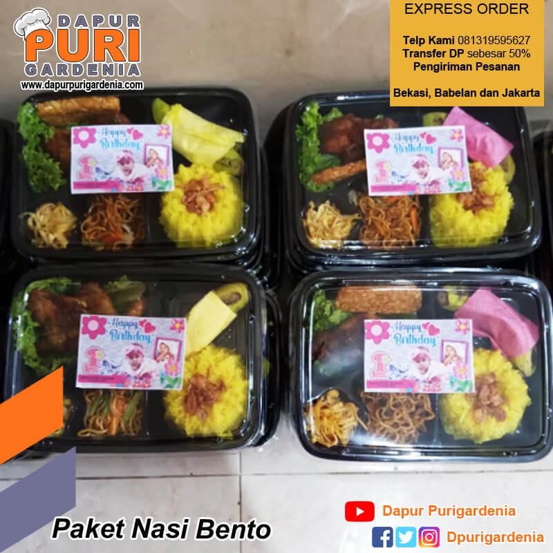 Paket Nasi Bento